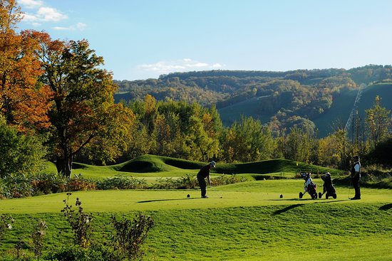 Голубые горы, Канада: Monterra Golf Course