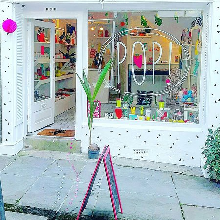POP! 18A Cheap Street, Frome - Creatively led Little Gifts at Little Prices!