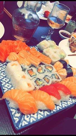 Restaurant Japonais Au Vesinet