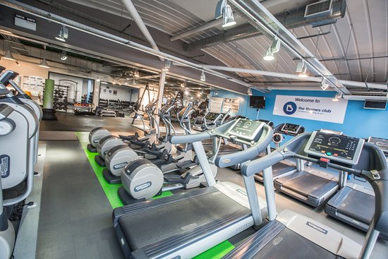 Staines, UK: State of the art gym with huge variety or equipment for all forms of training.