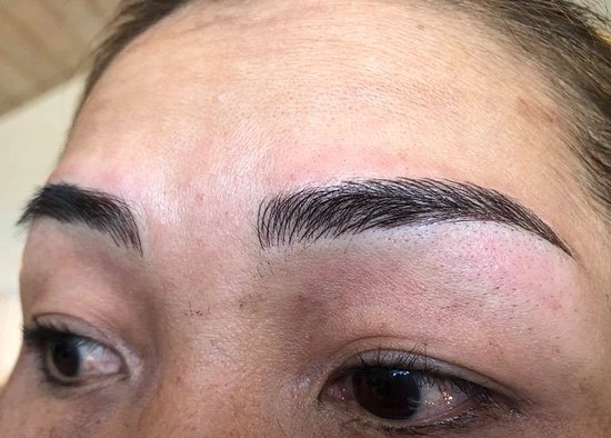 Eyebrow Tattoo Patong Et Permanent