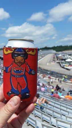 Loudon, Nueva Hampshire: Milo - the NHMS mascot