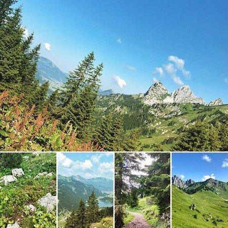 Wangle, ออสเตรีย: Wanderung