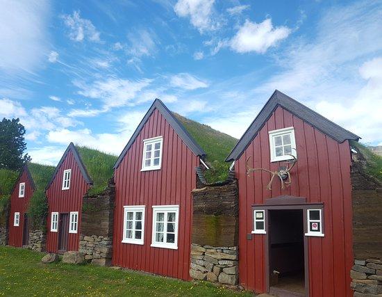 Vopnafjordur, Islândia: Bustarfell