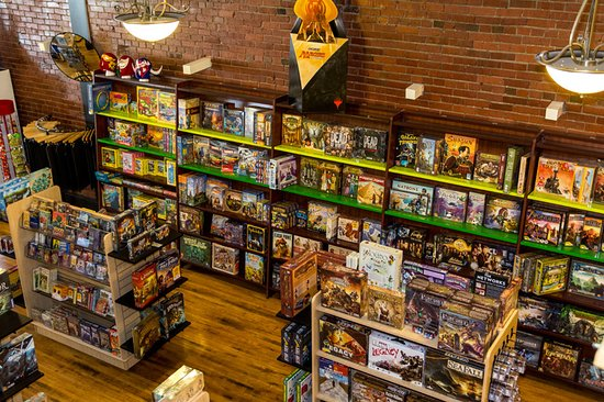 ‪‪Downtown Dice & Games‬: Great Falls' largest variety of games!‬