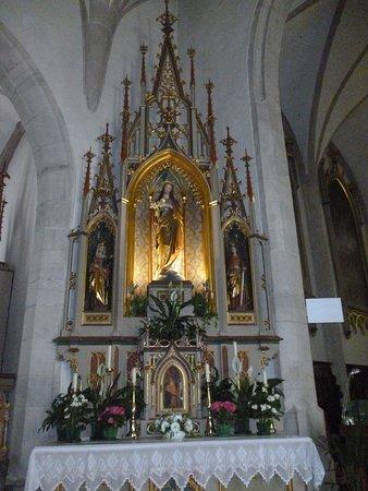 Chiesa S.Sprito all'Ospedale Laces