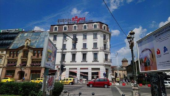 Europa Royale Bucharest – fénykép
