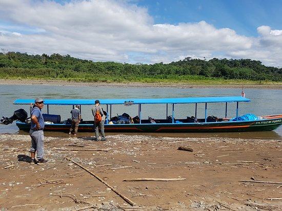 Bonanza Tours Peru: Pirogue
