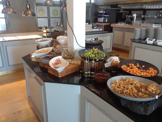 Awe Inspiring Lunch Buffet Setup Picture Of Restaurant Reykjavik Interior Design Ideas Tzicisoteloinfo
