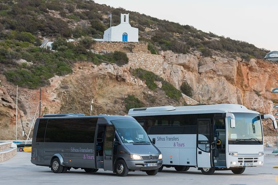 Miles Away Travel - Sifnos Transfers & Tours