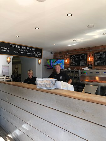 The Fish & Chip Shop Picture