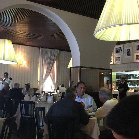 Restaurante com história