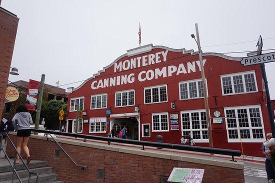 Starbucks Monterey 711 Cannery Row Menu Prices