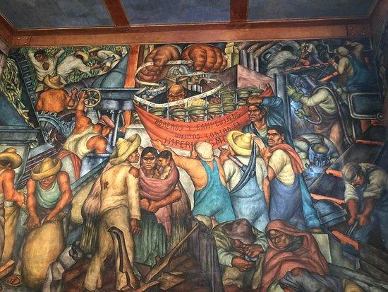 Abelardo L. Rodriguez Murals