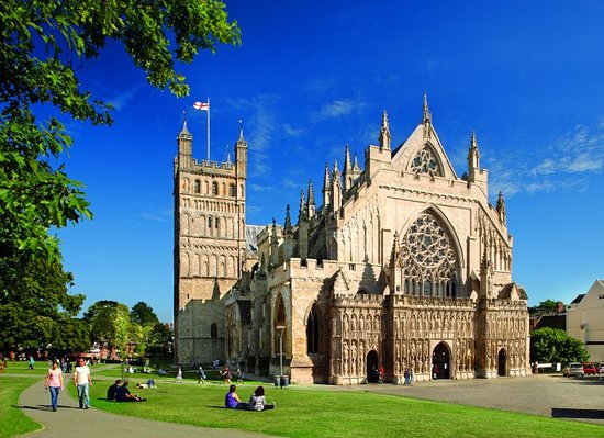 Exeter Cathedral - https://www.visitexeter.com/things-to-do/exeter-cathedral-p130543