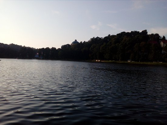 Tikhoye Lake照片