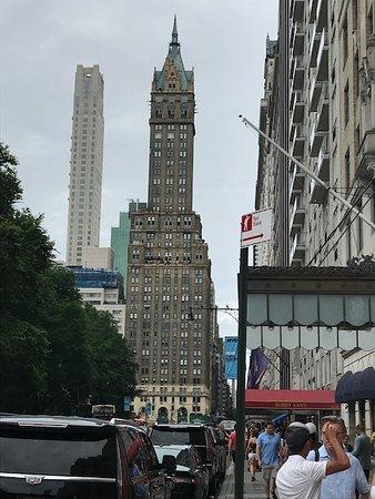 The Sherry-Netherland Hotel: Beautiful 1927 building