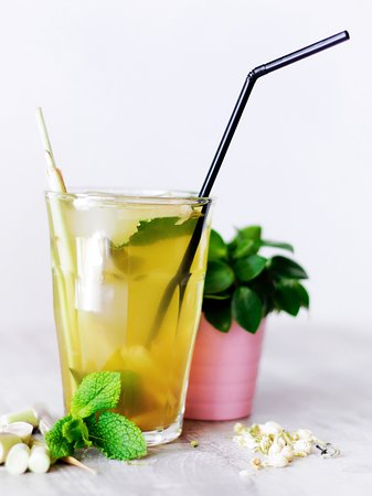 Homemade Ice Tea, a house favorite!