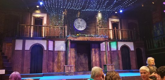 The Shakespeare Tavern Playhouse: Stageworks