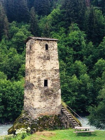 Upper Svaneti, Georgia: Toweroflove