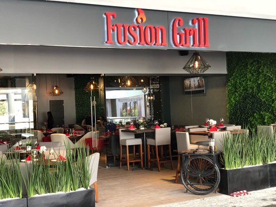 Fusion Grill Mexico City Xochimilco Restaurant Reviews
