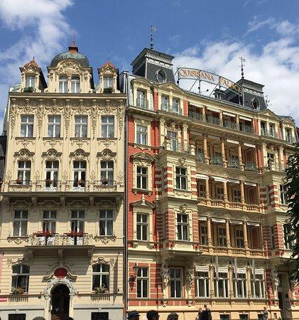 Quisisana Palace exterior