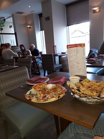 Image Bawarchi Indian restaurant and takeaway in Glasgow and Surrounding