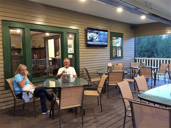 Aspen Crossing - Bergquist Tavern Patio - 2017