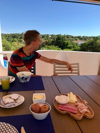 Pechao, Portugal: Ontbijt
