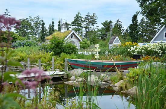 Coastal Maine Botanical Gardens: The Bibby and Harold Alfond Children's Garden
