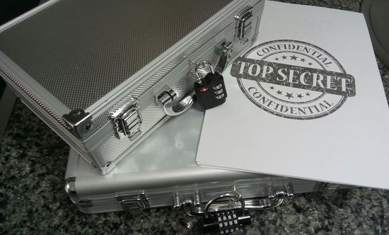 Escape Room Codigo Secreto