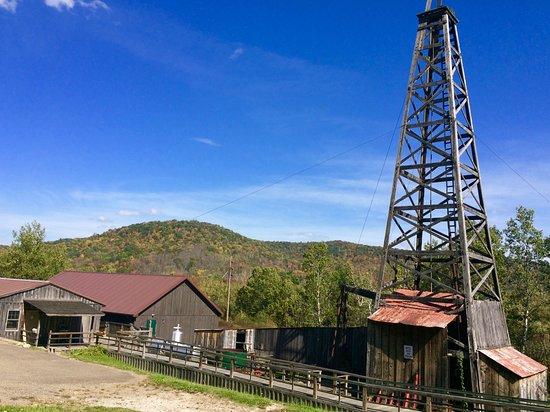 Penn Brad Oil Museum