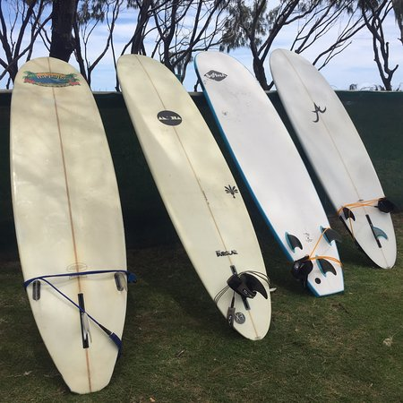 We have a huge range of hire surfboards to suit all levels of surfer.