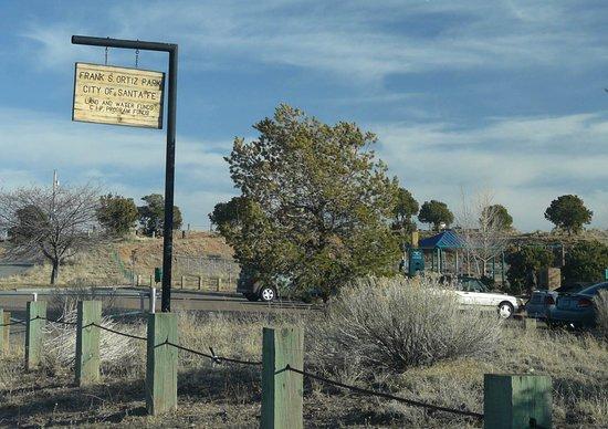 Frank S Ortiz Dog Park