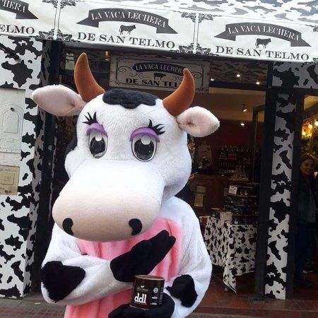 La Vaca Lechera de San Telmo