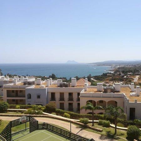 Vue De La Terrasse Et Du Séjour Picture Of Resort Terrazas