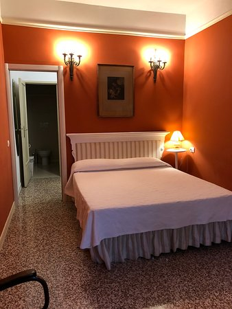 Bedroom within suite