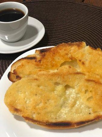 Varzea Alegre, CE : Pão na chapa