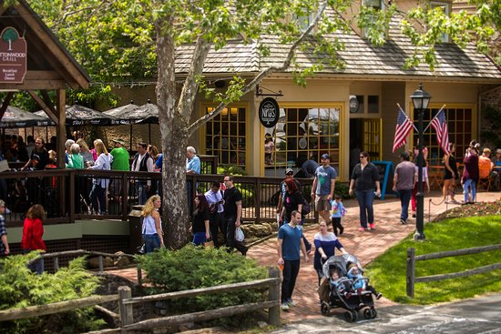 Lahaska, Pensilvania: Shops and restaurants at Peddler's Village