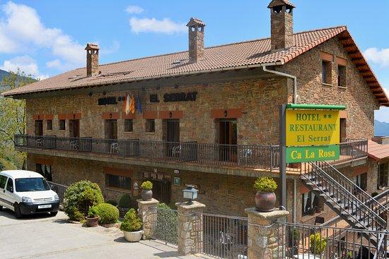 El Serrat Hotel Restaurant