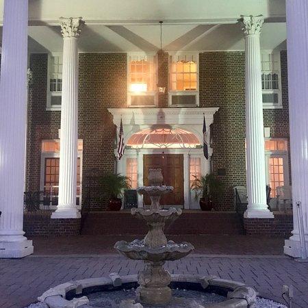 名斯林美國歷史飯店照片