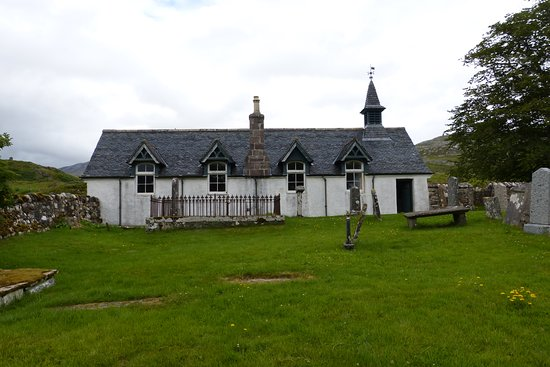 Assynt, UK: Church Museum