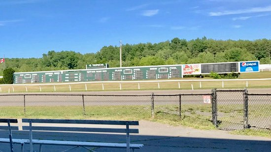 Scarborough, ME: This is the old betting board that has been there for many, many years.