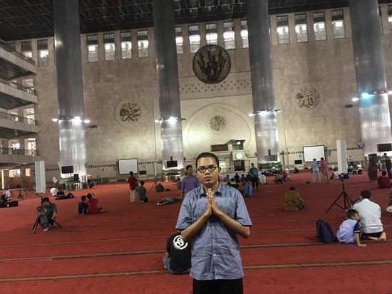 伊斯蒂赫拉尔大清真寺 (Mesjid Istiqlal)照片