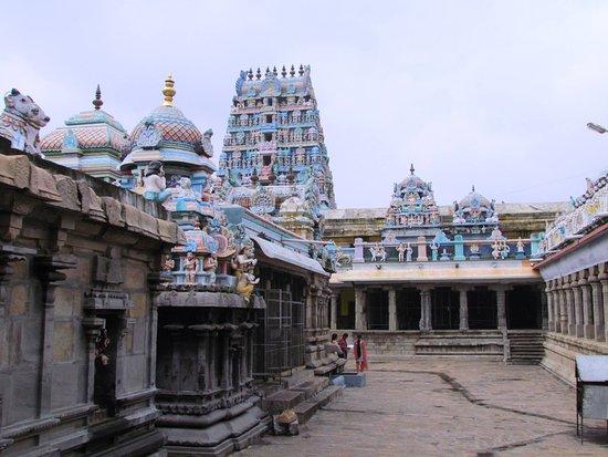 Aiyarappar temple: Inside temple 5