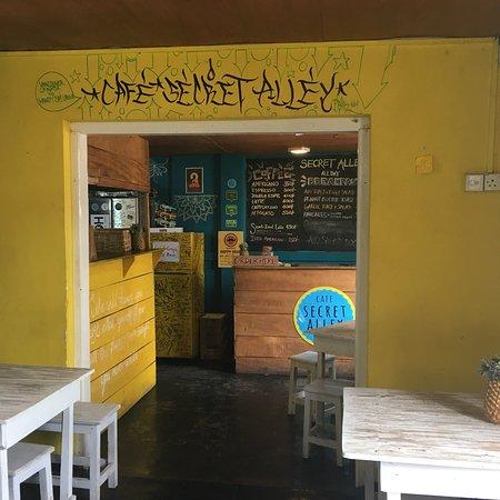 Bilde fra Cafe Secret Alley