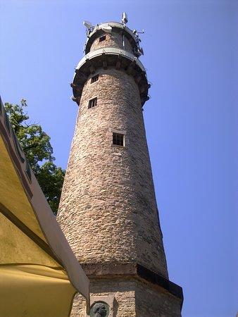 Langenselbold, Alemanha: Der Turm auf dem Buchberg