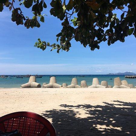 Quy Nhon, Vietnam: Cu Lao Xanh Island