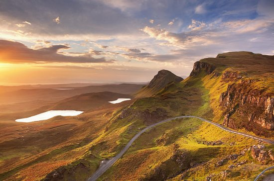 3-Day Isle of Skye and Scottish...