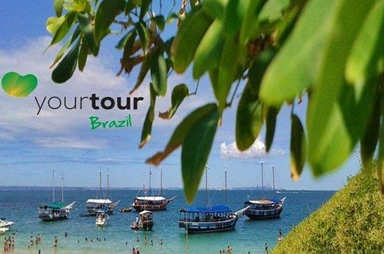 Excursion dans l'île tropicale...